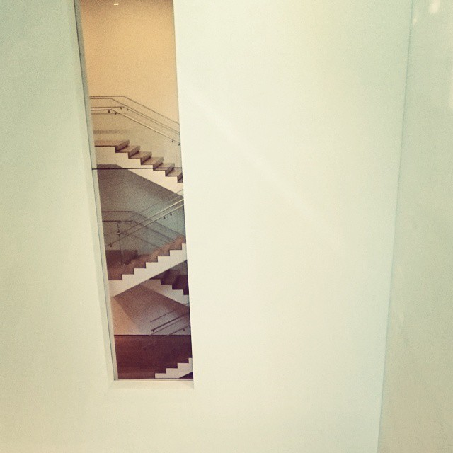 #STAIRCASE #MoMA #ARCHITECTURE #DESIGN