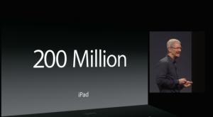 200-million-ipad