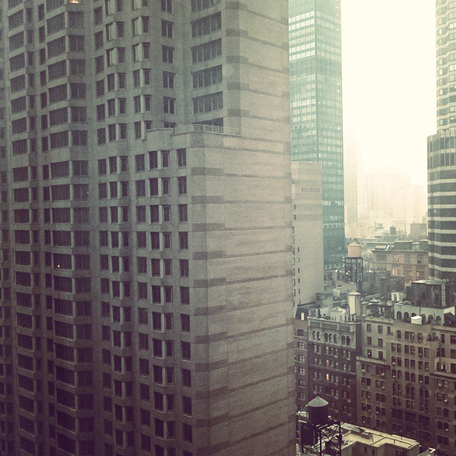 #NEW YORK #SKYSCRAPER #DOWNTOWN #MIDTOWN