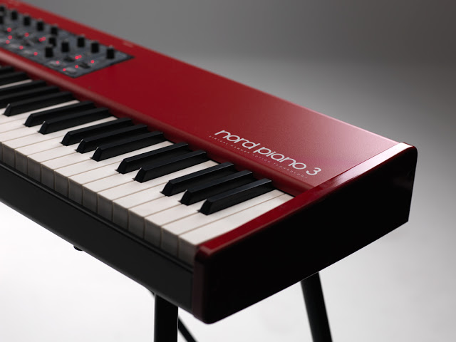 Nord Piano 3 is the new keyboard from Clavia coming at NAMM