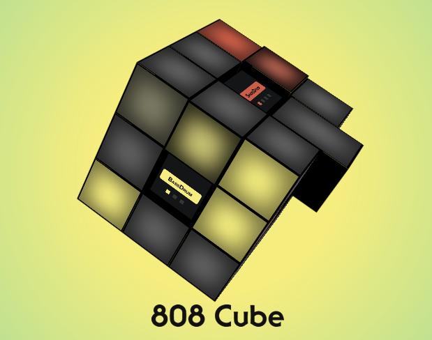 808 Cube