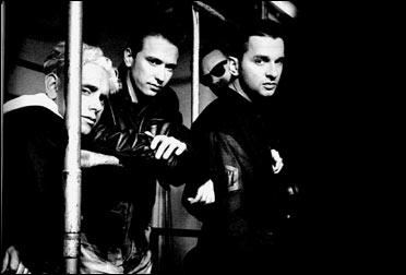 Depeche mode s violator tour on excellent soundboard recordings