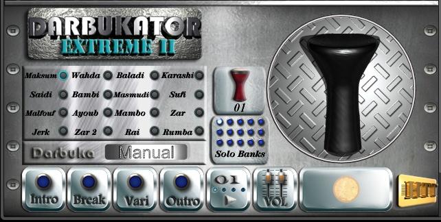 HTTMusic-Darbukator-Extreme-II