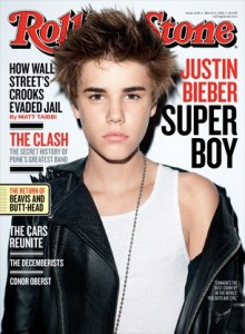 Justin Bieber Rolling Stone