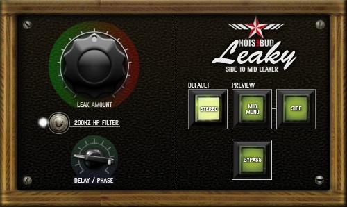 Noisebud-Leaky