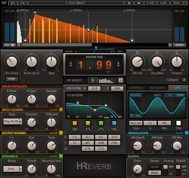 Waves-H-Reverb