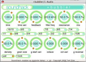 bubbler