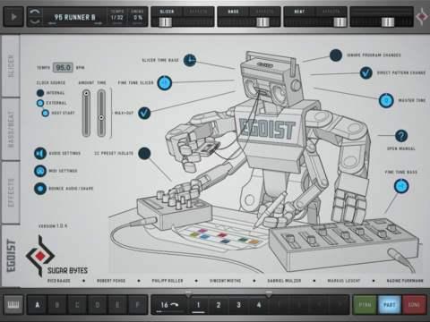 egoist-robot