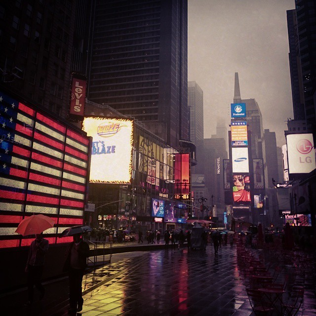#TIMES SQUARE #NEW YORK
