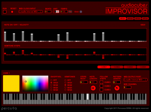 improvisor-screenshot