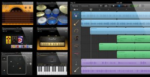 ipad-garageband-screens