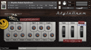 stylodrum_front_panel